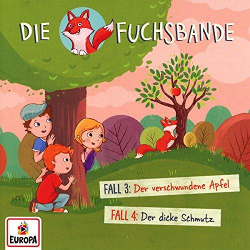 Die Fuchsbande (2) Der verschwundene Apfel / Der dicke Schmutz - Europa 2017