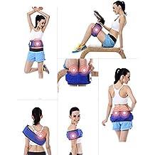 Vinteky® Cinturón reductor de cintura, Quemador de grasa abdominal, Cinturón tonificador,/