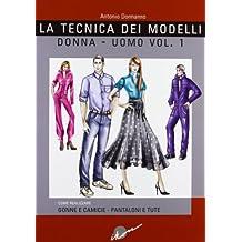 Tecnica dei modelli donna-uomo: 1