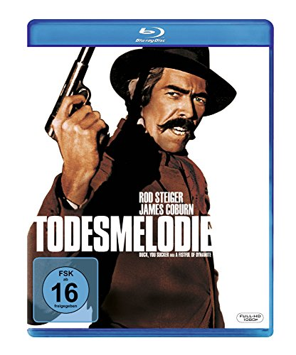 Todesmelodie [Alemania] [Blu-ray]