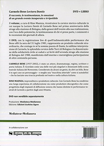 Zoom IMG-1 lectura dantis