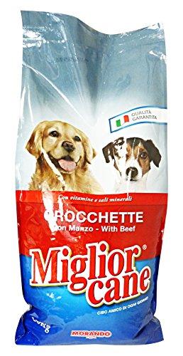 Miglior cane - crocchette, con manzo - 10000 g