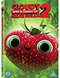 Cloudy With A Chance Of Meatballs 2 [DVD] [2013]
