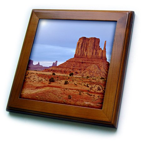 3dRose FT 208888 _ 1 USA, Arizona Sandstein Formationen in Monument Valley von Fliesen, 8 von 20,3 cm -