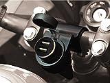 BC Battery Controller 710-S12USBDUAL Wasserdichte Bordsteckdose/Zigarettenanzünderbuchse mit...