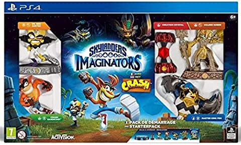 Skylanders : Imaginators - Crash Bandicoot - pack de démarrage