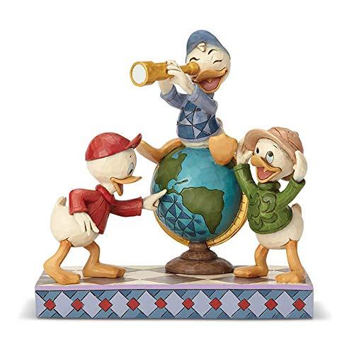 Disney Traditions navigierende Neffeen Figur -