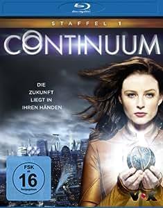 Continuum - Staffel 1 [Blu-ray]