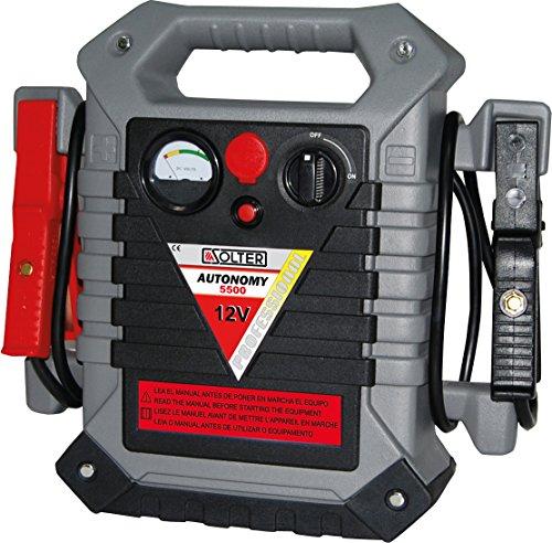 Solter 05073 Booster Autonomy 5500 Cargador batería