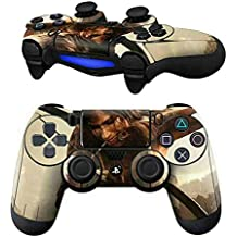 Elton PS4 Controller Designer 3M Skin For Sony PlayStation 4 DualShock Wireless Controller - Bow Girl Tomb Fighter, Skin For One Controller Only