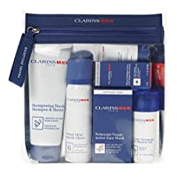 Clarins Men Grab and Fly Kit