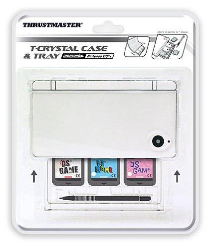 Thrustmaster DSi Zubehr T-Crystal Case & Tray DSi Crystal Tray