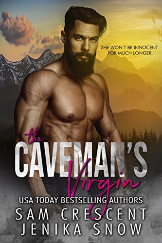 The Caveman's Virgin (Cavemen, 1) (English Edition)