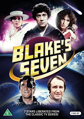 Image of BLAKE'S SEVEN - 7 STARS LIBERATED FROM THE CLASSIC...