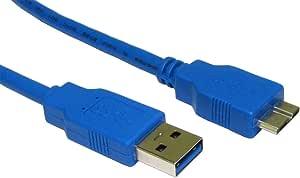 Usb 3 0 A Auf Micro B Kabel Für Wd Elements Portable Festplatten