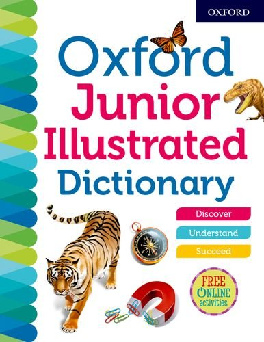 Oxford Junior Illustrated Dictionary (Oxford Dictionaries) por Oxford Dictionaries