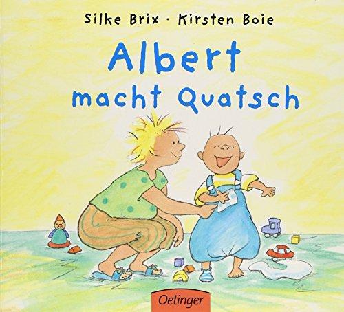Albert macht Quatsch