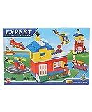 Toyztrend Expert Building Blocks for Kids, Multi Color