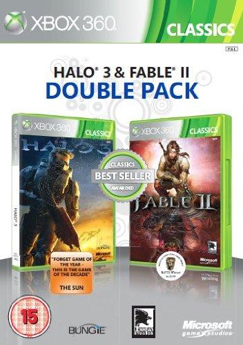 Microsoft Halo 3 and Fable II - Double Pack (Xbox 360) [Importación inglesa]