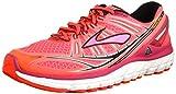 Brooks W. Transcend, Damen Sneaker rosa EU 36.5