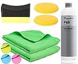 Koch Chemie Plast Star 96 + 2xApplikator +2xMicrofasertücher + Reifenapplikator PS9-ProfiSet