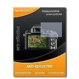 SWIDO Film de Protection d'écran pour Olympus Stylus 1s [Lot de 4] Anti-reflet, Mat, Film Protecteur, Extrêmement résistant, Anti-Rayures, Pas de Bulles