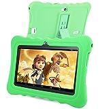 GBtiger L701 Tablette Tactile Enfant Jouet Électronique, 7.0 Pouces Android 4.4 Quad Core 1.3GHz 512MB RAM + 8 GB ROM WIFI Bluetooth Youtube Jouet Éducatif Cadeau pour Bébé Fille Garçon Divertissement Apprentissage