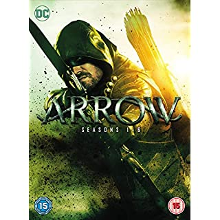 Arrow: Season 1-6 [DVD] [2018]