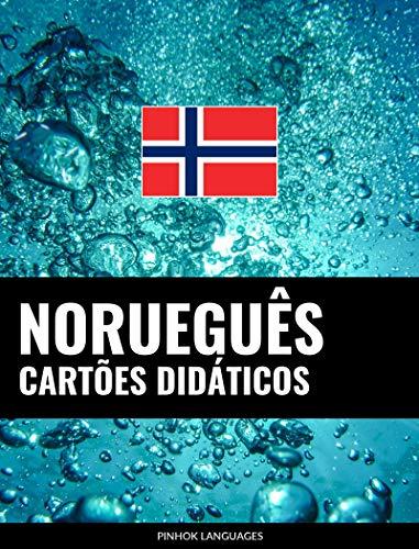 Cartões didáticos em norueguês: 800 cartões didáticos importantes de norueguês-português e português-norueguês (Portuguese Edition)