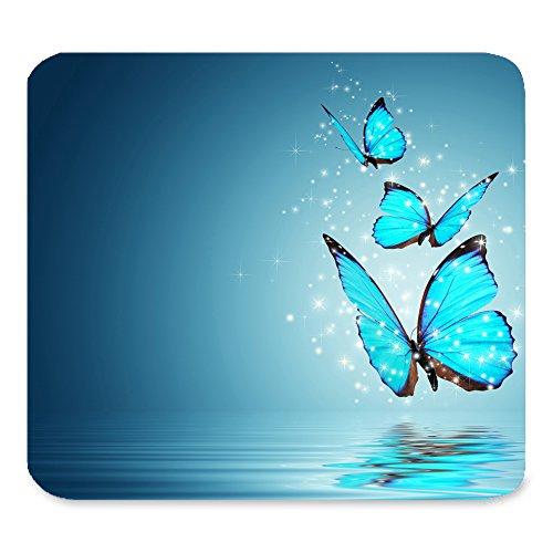 bart-bule-diseno-de-mariposa-unique-custom-rectangular-alfombrilla-de-raton-gaming-mousepad-de-goma-