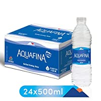 Aquafina Bottled Drinking Water, 24 x 500 ml