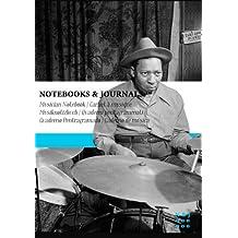 Carnet de Musique Notebooks & Journals, Catlet (Jazz Notes Collection) Extra Large: Couverture souple (17.78 x 25.4 cm)(Carnet à musique, Cahier de musique)