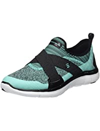 Skechers Flex Appeal 2.0-New Image, Zapatillas para Mujer