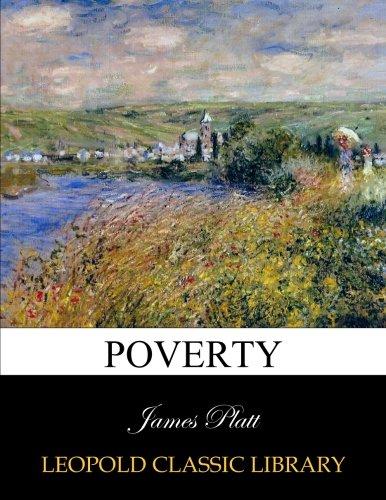 Poverty por James Platt