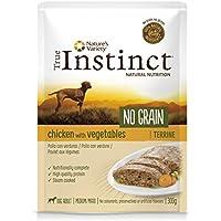 True Instinct No Grain Med-Max Terrina de Pollo para Perros 300 gr - Pack de 8