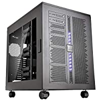 Thermaltake Core W200 Dual System Capable Extreme Water Cooling XL-ATX Super Tower Computer Case - CA-1F5-00F1WN-00