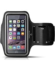 Sportarmband für Handys & Smartphones / Jogging- und Laufarmband / Für Handygrößen von 133x63x7mm bis 138x68x9 mm