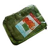 royalr 6 Pezzi di Viaggio Piazza del Sacchetto dell'organizzatore di deposito Bagagli Sacchetti di Vestiti della Cassa del Sacchetto di imballaggio cubi Adatto a Viaggio