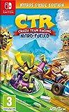 CrashTM Team Racing Nitro-Fueled Oxide Edition - Nintendo Switch