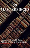 50 Masterpieces Everyone Should Read Atleast Once In Their Lives (English Edition)