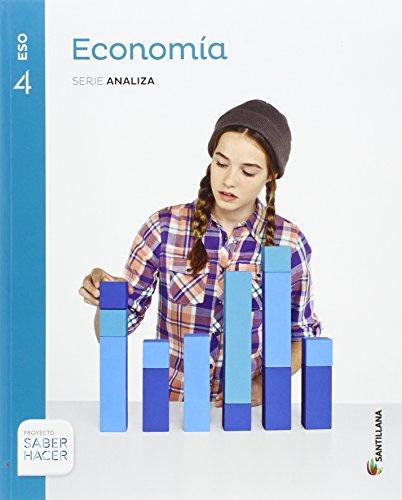 Economia serie analiza 4 eso saber hacer