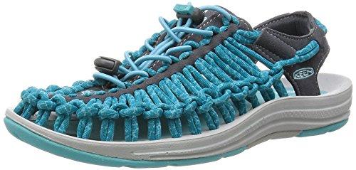 KeenUneek 8mm Rock - Scarpe da trekking e da passeggiata Donna , blu (Blau (Magnet/Capri)), 40 EU