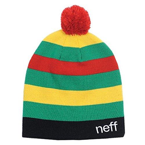 Neff Herren Mütze Reversi-Ball Beanie (Ball Neff)