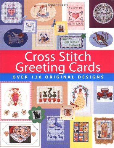 Cross Stitch Greeting Cards