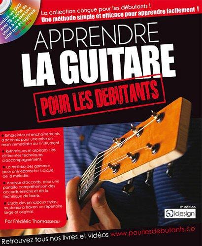 Apprendre la guitare pour les débutants (1DVD)