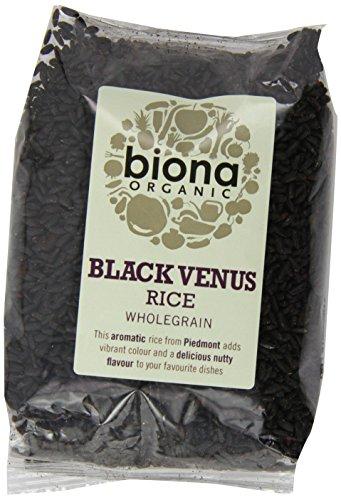 Biona Organic Black Venus Rice 500g (Pack of 3)