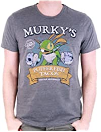 Tshirt Heroes of the Storm - Murky Tacos