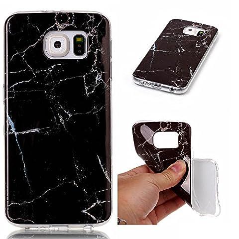 Cozy Hut Für Samsung Galaxy S6 Handyhülle mit Marmor /