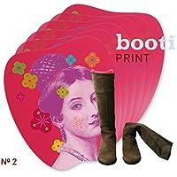 booti - Embauchoirs pour bottes PRINT No 2 pour 3 paires de bottes