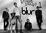 BLUR #10 - 90's indi band - Damon Albarn - Music band - music legends - A3 Poster - print - picture